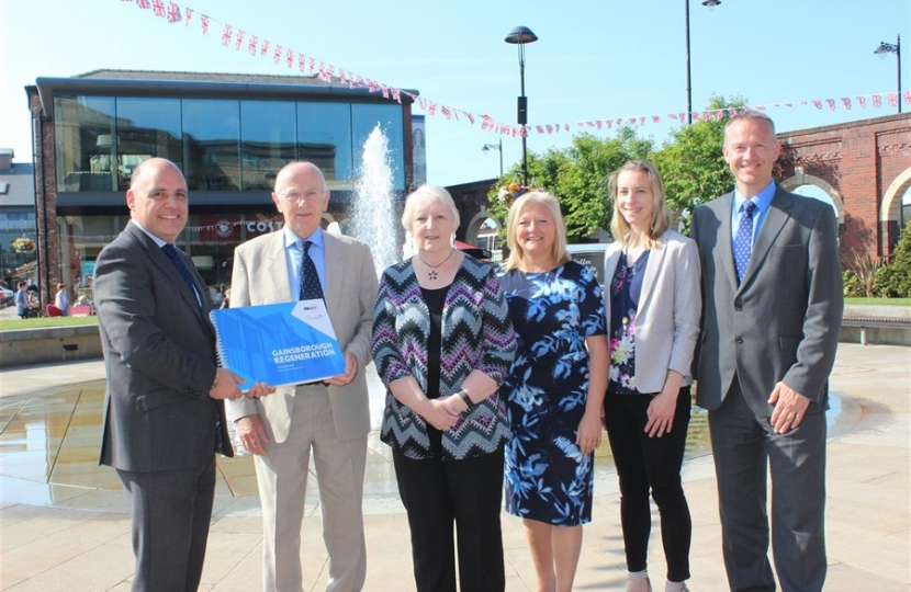 Muse are West Lindsey District Council's development partner