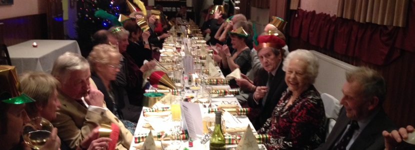 Christmas Supper Club