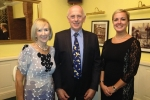 Stephanie Rouse, Cllr. Jeff Summers and Helen Goral
