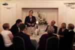 Victoria Atkins MP addresses the 2015 Constituency Dinner
