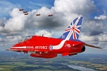 Red Arrow - © Crown Copyright 2014  Photographer: SAC Adam Fletcher - RAF