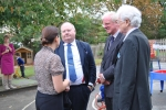 Suzanne Scott, Eric Pickles MP, Edward Leigh MP, Cllr. Burt Keimach