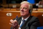 Edward Leigh at the Parliamentary Assembly of the Council of Europe