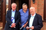 Sir Edward Leigh has been knocking on doors across the Gainsborough constituency