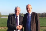 Sir Edward Leigh and Rt. Hon. Chris Grayling (Lord Chancellor)